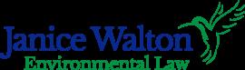 Janice Walton Environmental Law