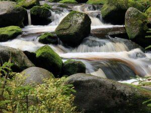 water, stones, stone